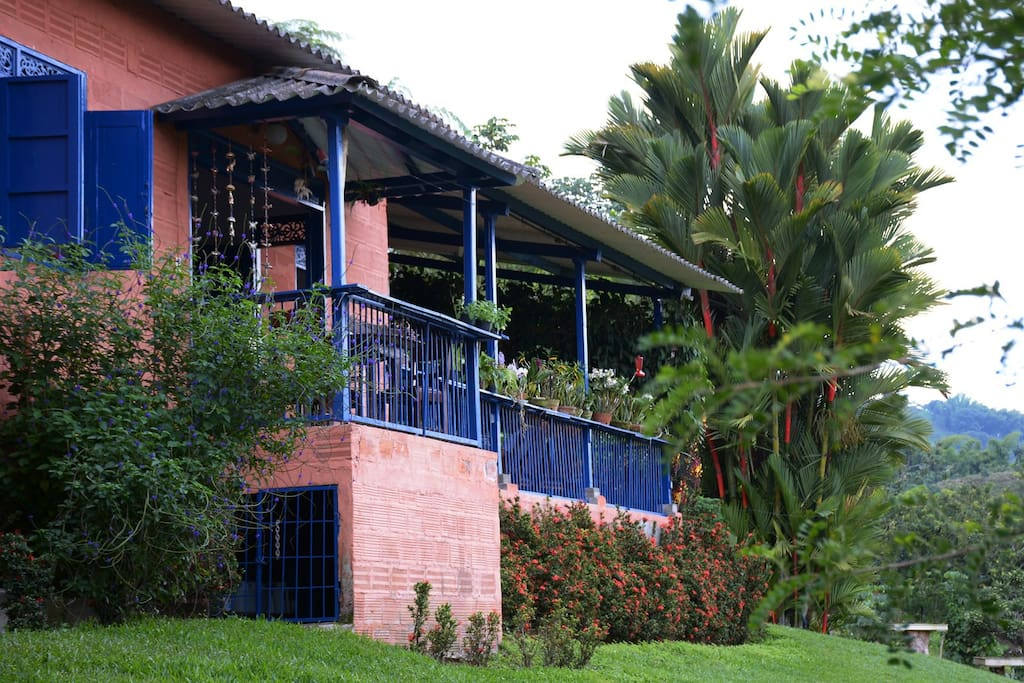 Finca Romelia Orchids & Birds Rural accommodation