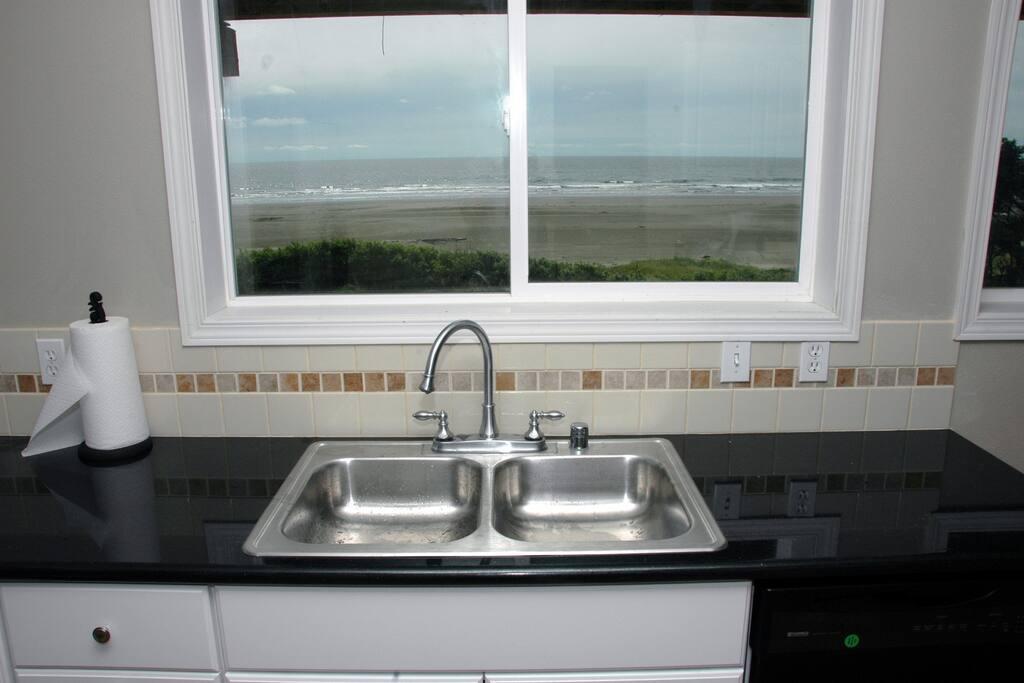 Kitchen view Lower Unit