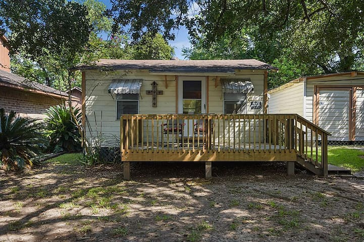 Lake Houston Tiny Home Retreat - Huffman - Huis