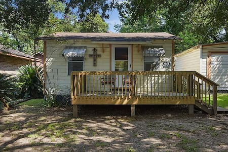 Lake Houston Tiny Home Retreat - Huffman - 独立屋