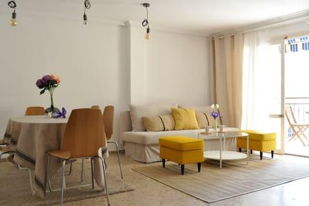 Просторная и светлая квартира недалеко от моря - Calp - Appartamento