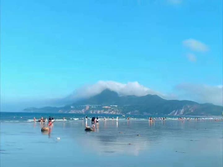 金銮湾海景标间