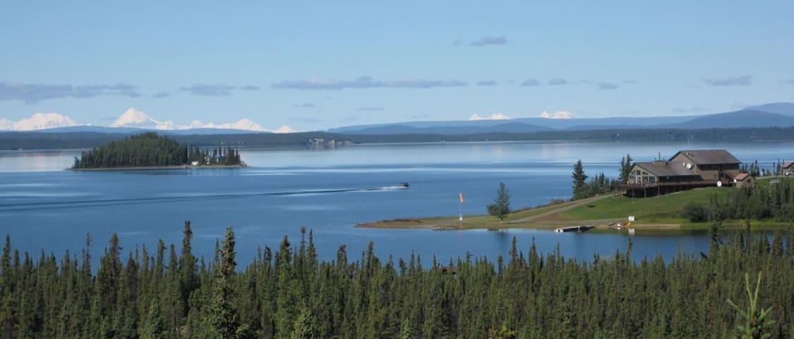 Point Lodge Alaska Cabin 1