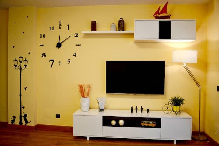 Apartment Montblanc Seclo