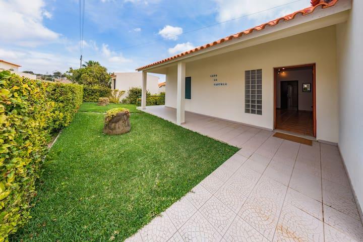 LAGO DO CASTELO - Casa para grandes famílias