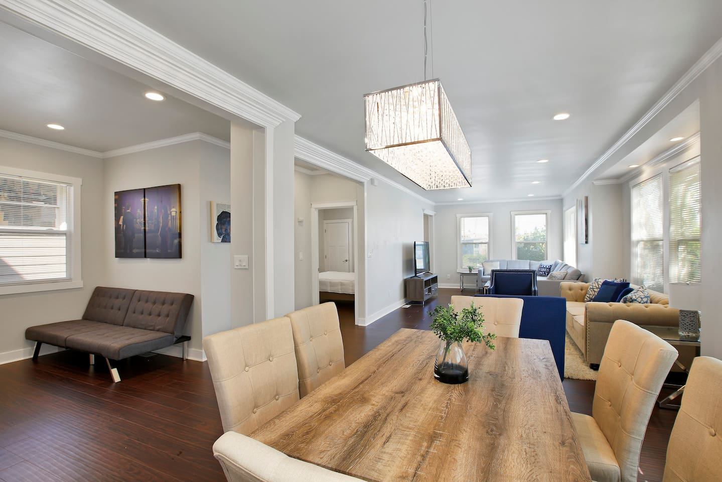 Welcome to this stunning home! Close to everything!