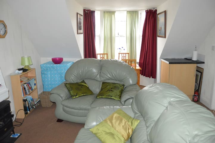 Central One Bedroom Holiday Apartment - Dunfermline - Pis