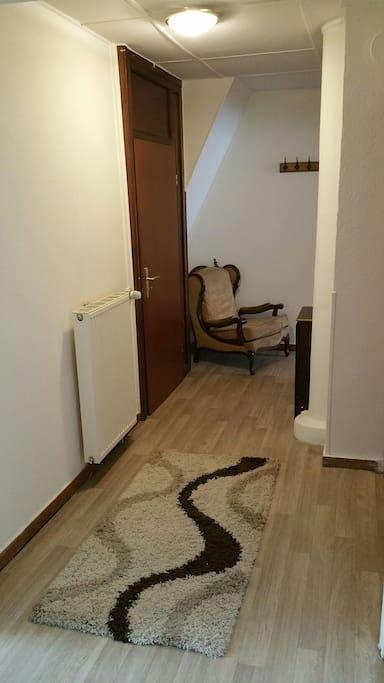 Wohnungs Eingang