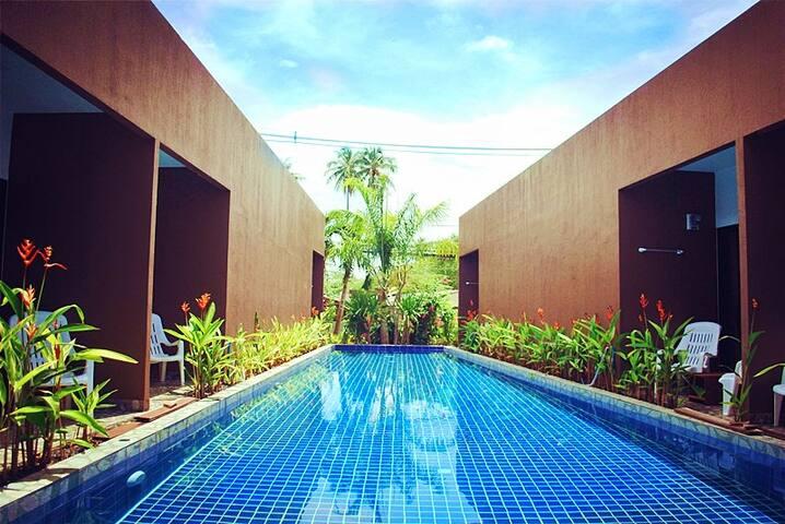 汉娜薇拉池景花园酒店Hanna Villa