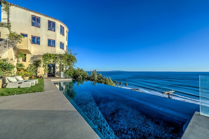 4.5br Villa with spectacular views & infinity pool - Pacific Palisades