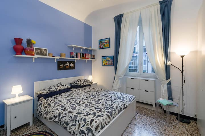 Big double room in the town center