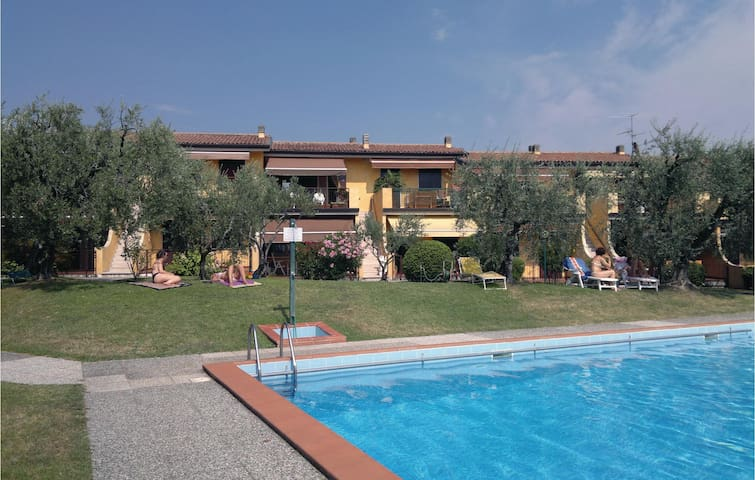 Holiday apartment with 1 bedroom on 40 m² IVG164