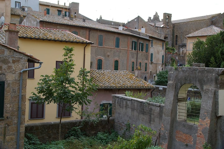 Apartment in the historic centre of Tuscania