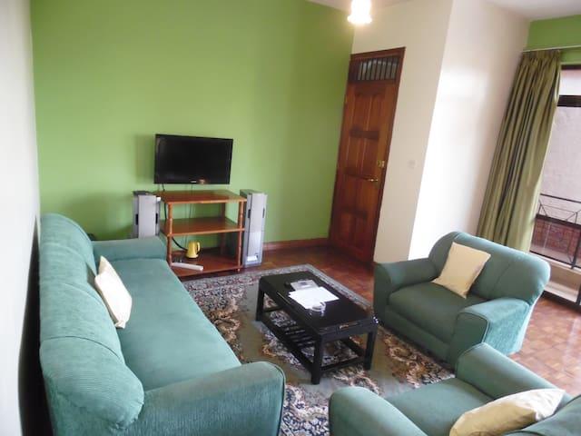 T Samra 2 bedroom Apt fully furnished serviced