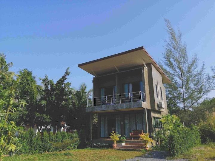 Ao-Nang Modern villa 2 bedrooms