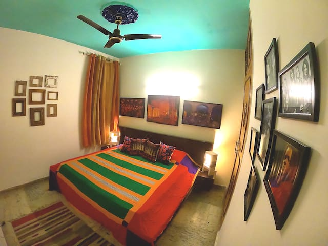 The Village Home - 1BHK Cozy Apartment
