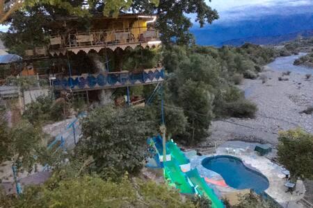 гостевой дом возле гудаури - Чинти