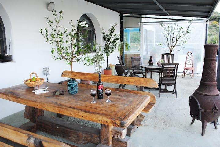 Pelion Villa with Sauna & Spa - Volos