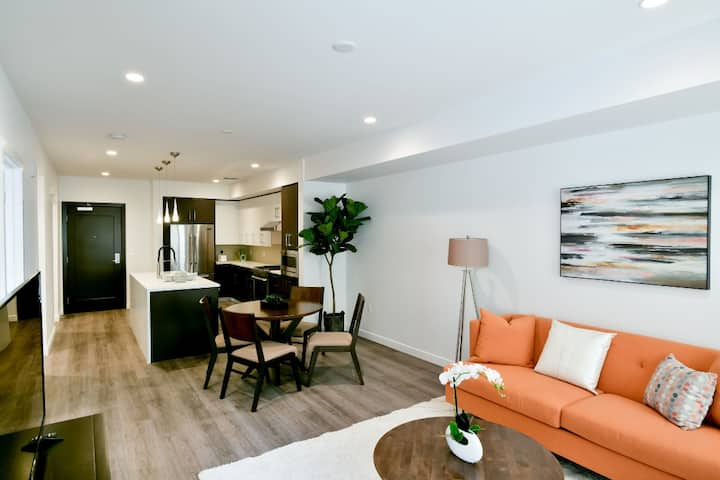 Homey place just for you | 1BR in Cupertino