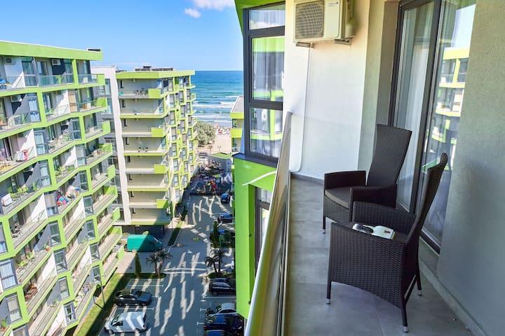 Mimosa Luxury Apartment 160 Alezzi Spa Pool beach