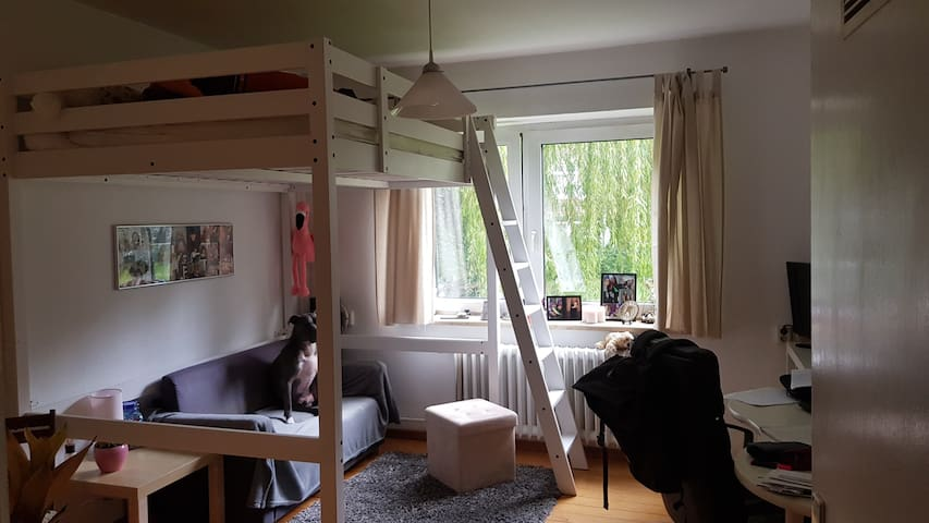 Freundliche 1 Zimmer Wohnung in bester Lage Kiels