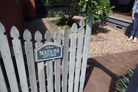 Matilda Cottage nestled in the hub of Berry - Berry - ทาวน์เฮาส์