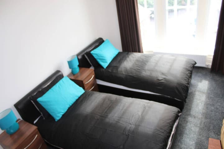 Private City Centre Luxury En-Suite ROOM 2 - Leicester - Pis