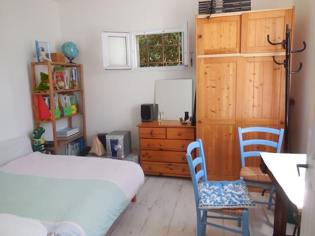 Maison de pêcheur : chambre chez l' habitant