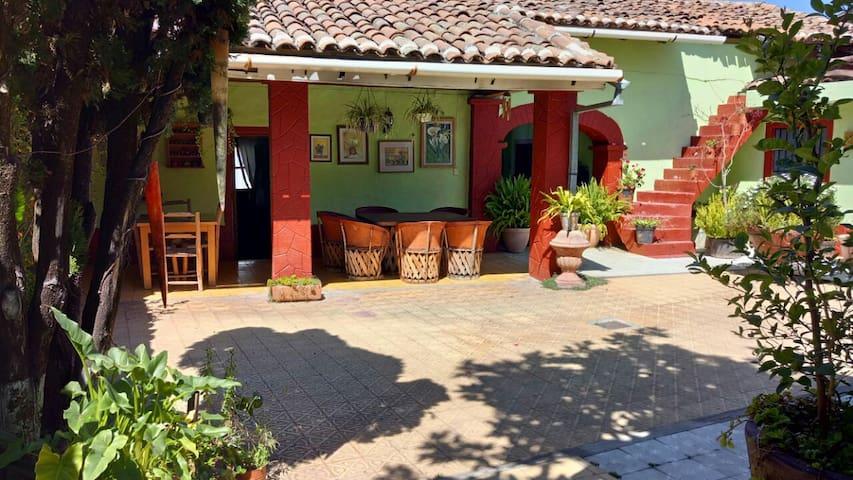 Casa en Tapalpa pueblo mágico - Tapalpa - Haus
