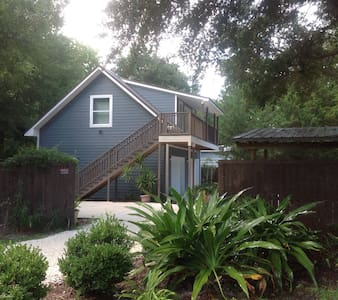Private detached garage apartment - Fernandina Beach - Appartement