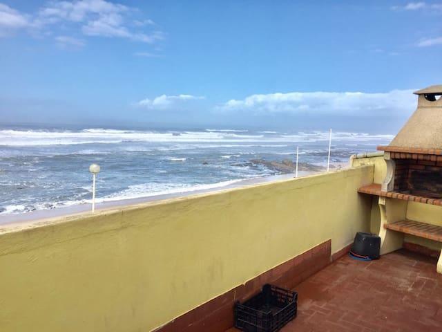 Apartamento Aguçadoura em frente ao mar
