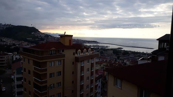 Trabzon daki eviniz