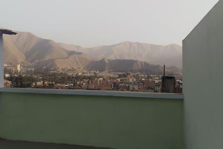 Departamentos para Estudiantes, Viajeros,Familias - Distrito de Lima