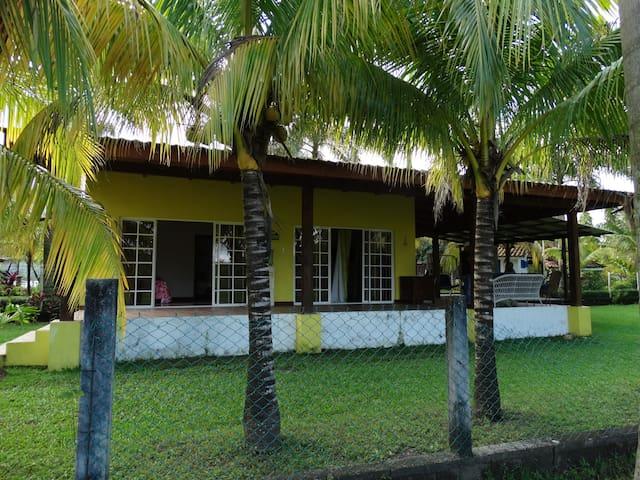 Cabaña en Chachahuala