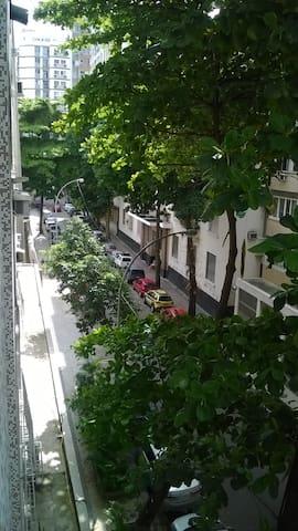 Quarto no Flamengo - Rio de Janeiro