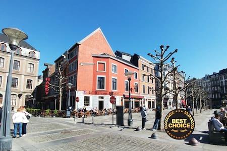 Appartement Léopold II - Liège Centre - Liège