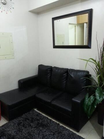 Fully furnished Studio type Condominium