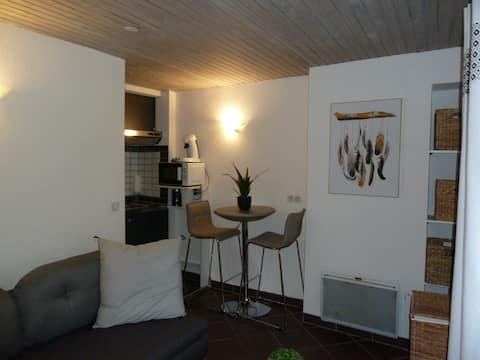 Studio dans le centre historique du Puy (WIFI)