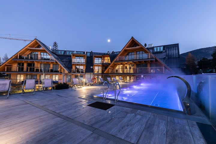 Aparthotel Royal Resort - Mountain SPA