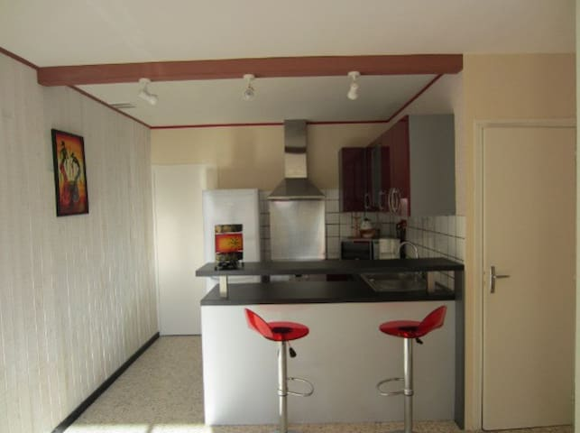 Appartement au Grau d'Agde, à 250 m de la plage - Agde - Apartment