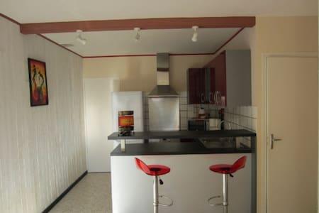 Appartement au Grau d'Agde, à 250 m de la plage - Agde - Departamento