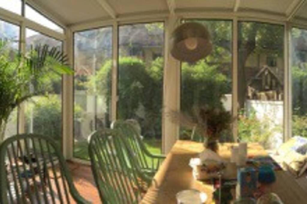 Dining room / veranda