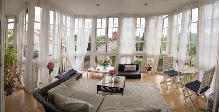 Preciosa casa con finca en las Caldas