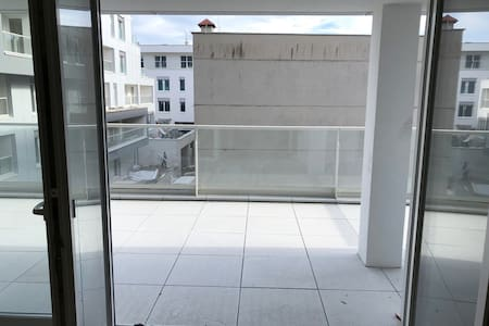 Top apartment with terrace in the center of Wels