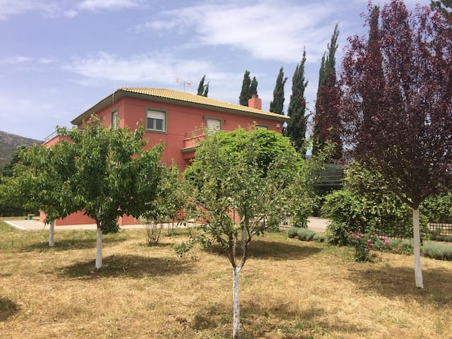 Home Fteri - 4 seasons in Arcadian land - Milia Tripoleos