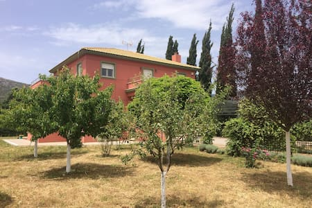 Home Fteri - 4 seasons in Arcadian land - Milia Tripoleos - Villa