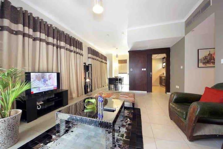 Cozy 1BHK in Burj residence 5