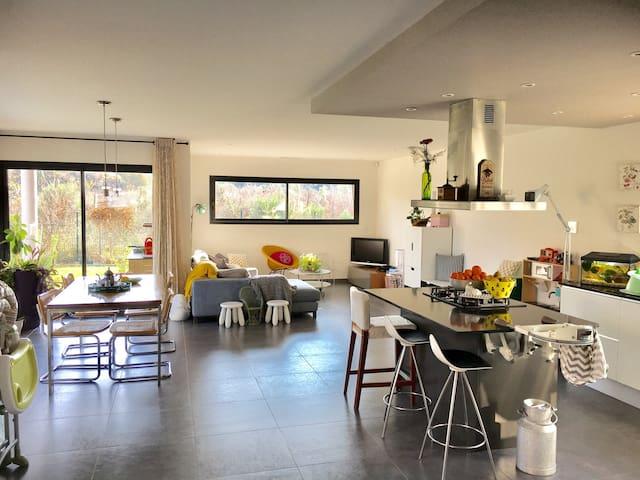 Villa au cœur des aspres - Trouillas - Huis