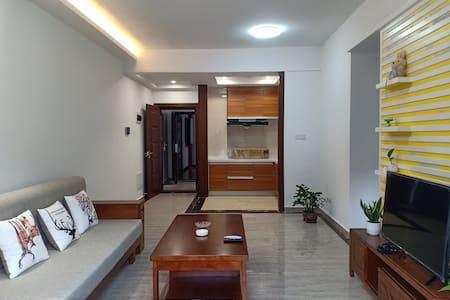 山水青城豪华山景房(2室1厅)