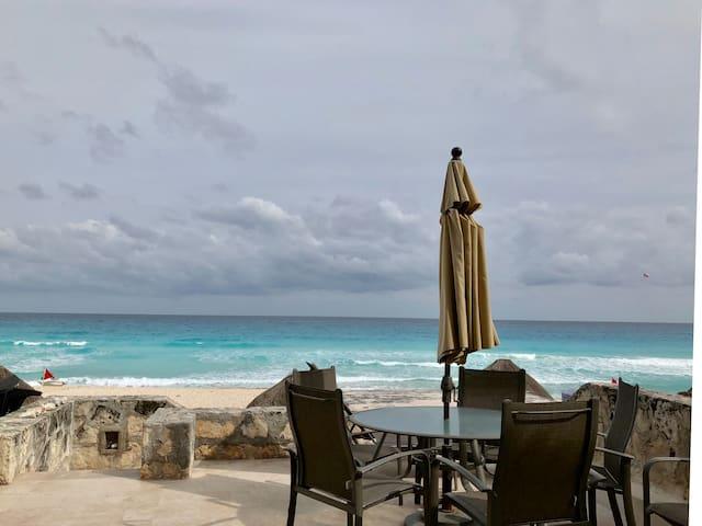 Four Bedroom Beachfront Villa